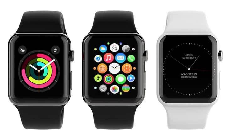 Возможности Apple Watch 4