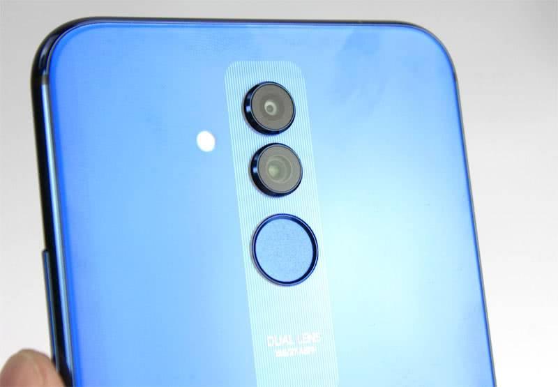 Huawei Mate 20 Lite камеры
