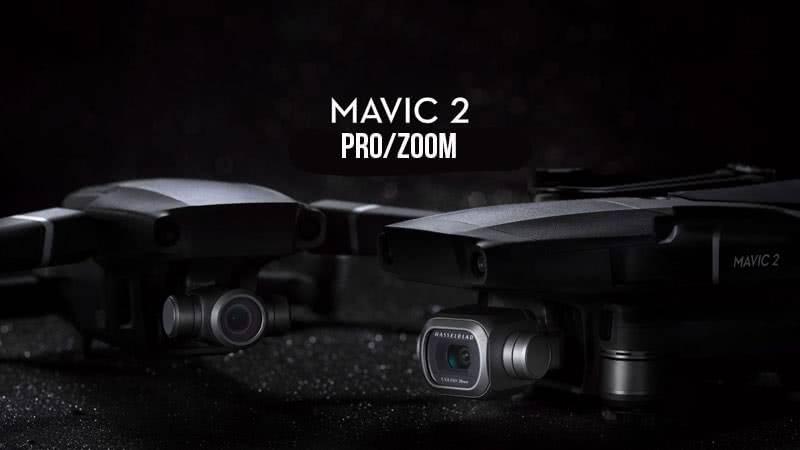Mavic 2 серии Pro и Zoom