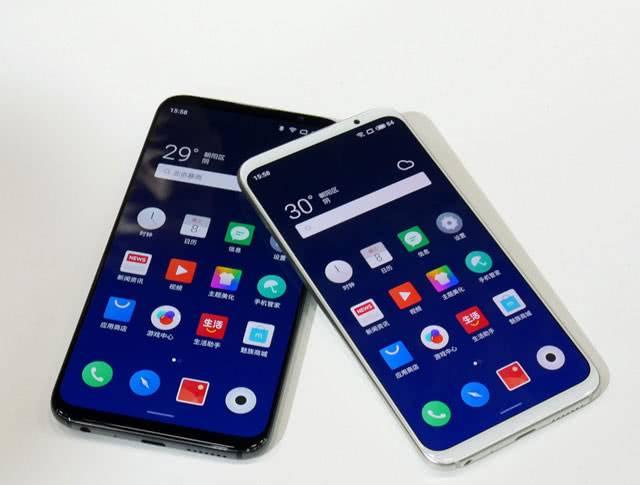 Экраны Meizu 16Th и Meizu 16Th Plus