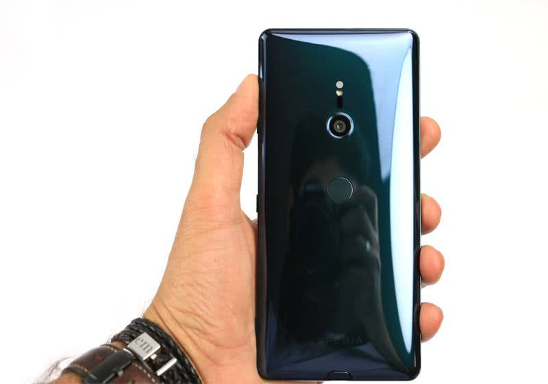 Sony Xperia XZ3 задняя крышка