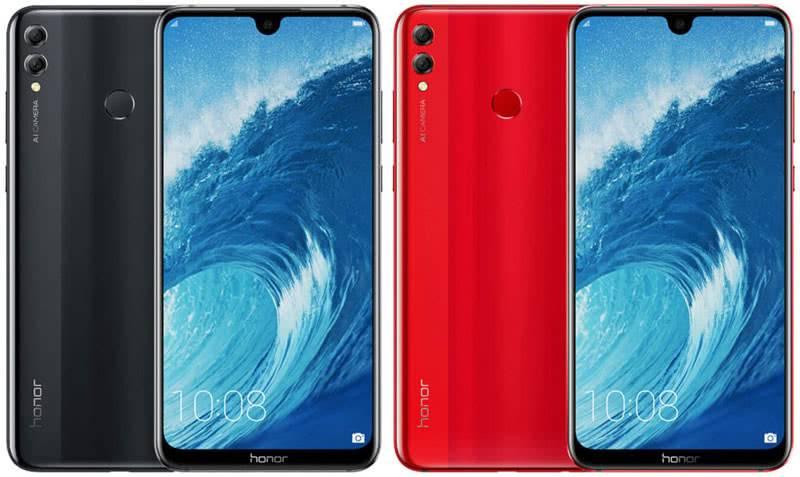 Камеры Huawei Honor 8X Max