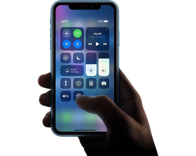 Iphone XR фотография
