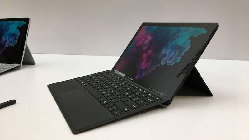 Microsoft Surface Pro 6 фото