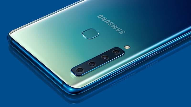 Samsung Galaxy a9 фото