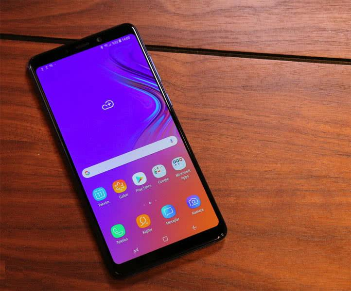 Samsung Galaxy A9 android