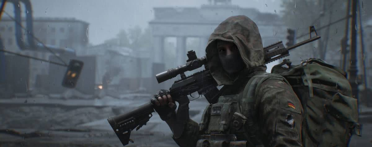 World War 3 в Берлине