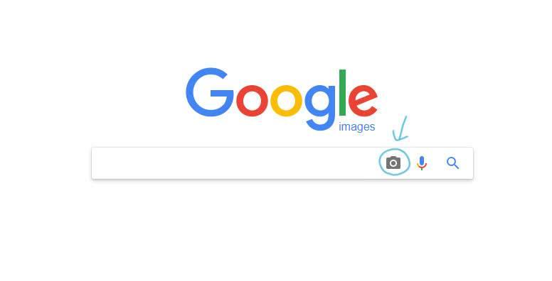 Поиск картинкой в Google