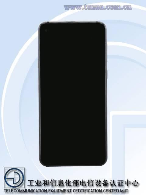 Samsung Galaxy A8s первые фото