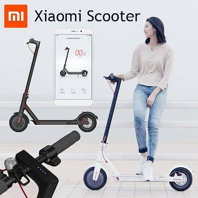 Mijia M365 Electric Scooter приложение