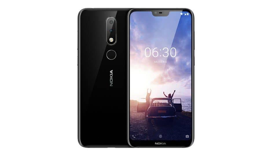 Nokia 6.1 Plus фото