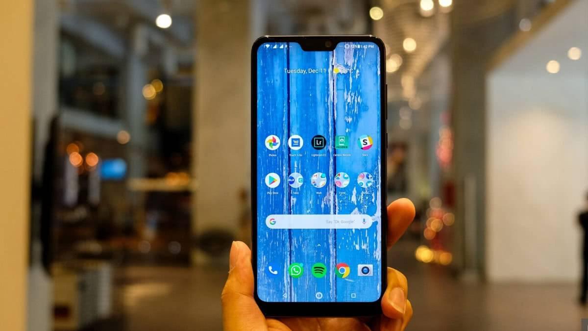 Экран Zenfone Max Pro (M2)