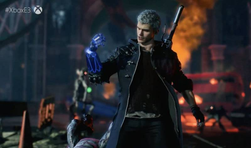 Аммуниция в игре Devil May Cry 5