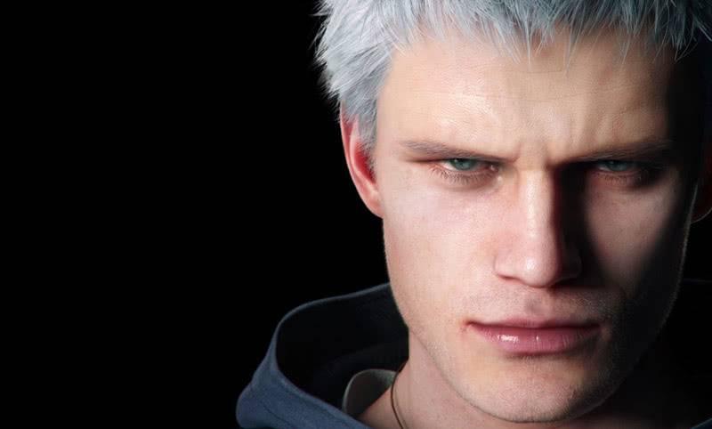 Персонаж Неро в игре Devil May Cry 5 2019 года