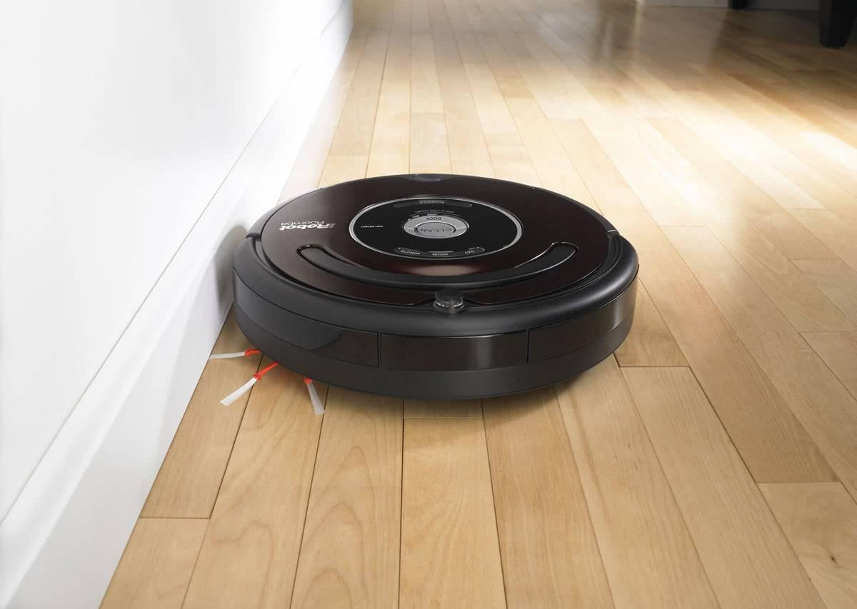 Робот пылесос фото