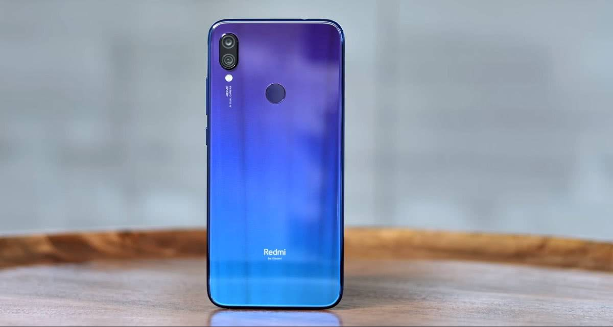 Камера Xiaomi Redmi Note 7