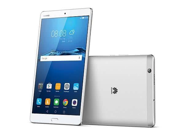 Huawei MediaPad M3 фото
