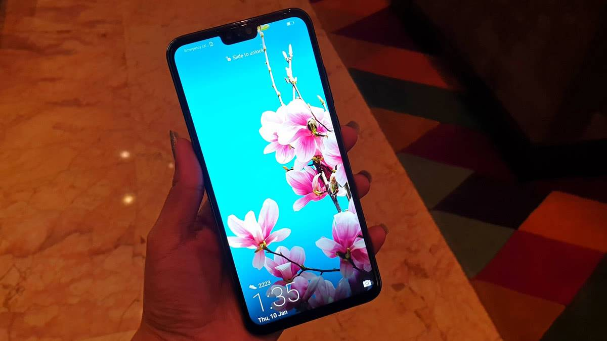 Дисплей Huawei Y9 2019 года