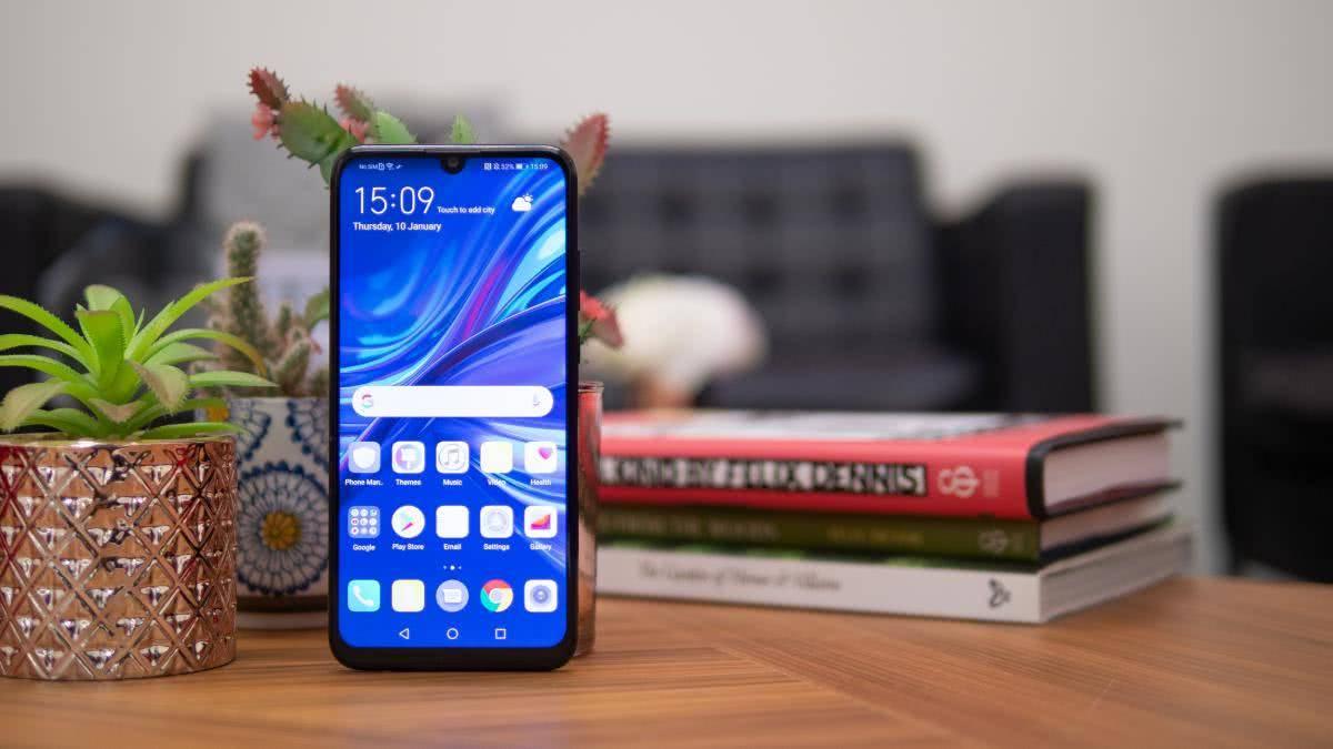 Huawei P Smart фото