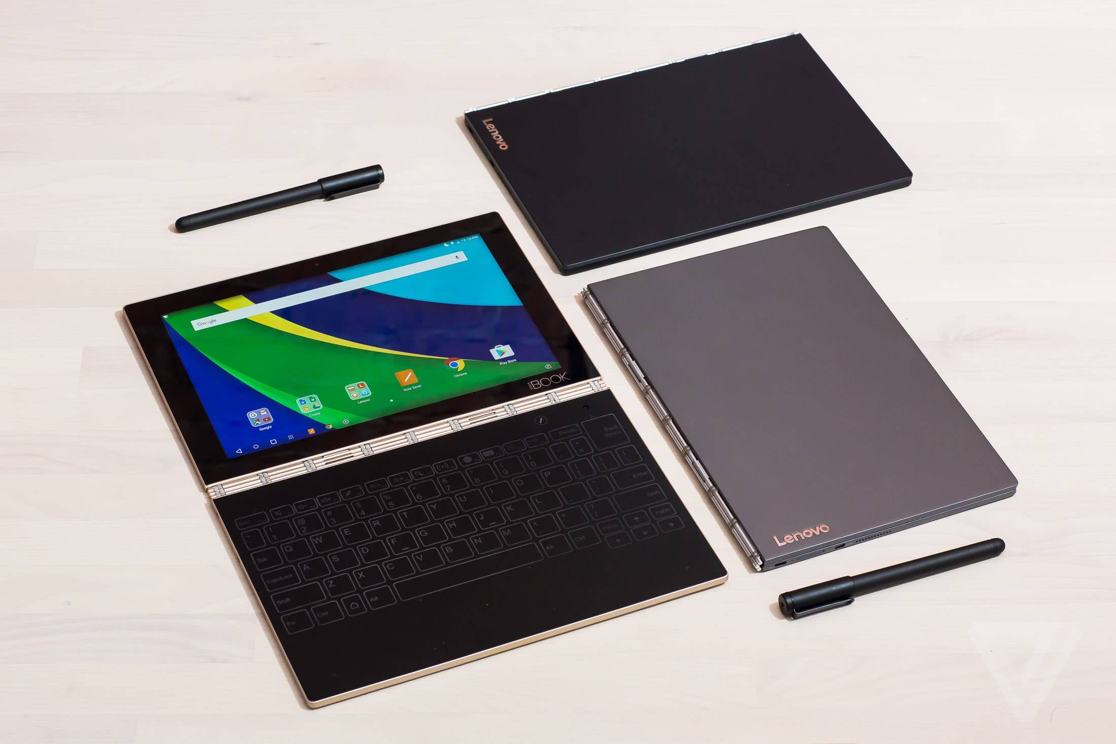 Lenovo Yoga Book (Android)