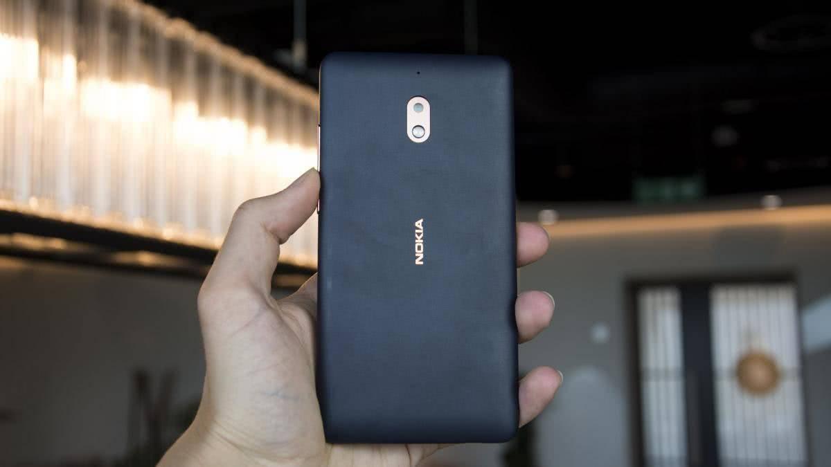 Камеры Nokia 2.1