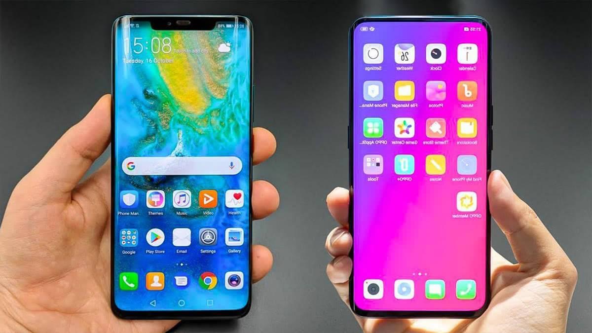 Мощные смартфоны