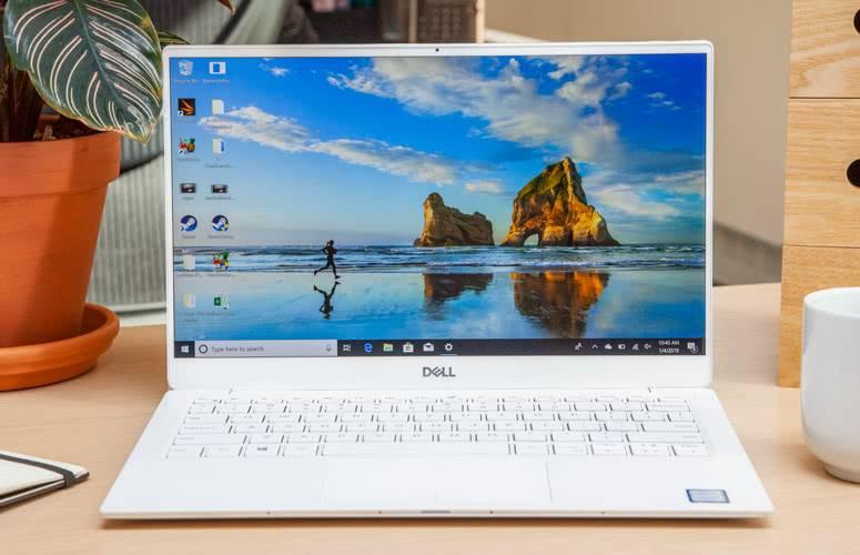 Dell XPS 13 2019 фото