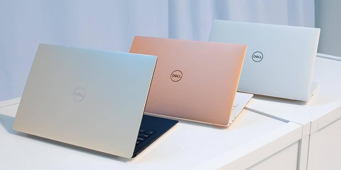 Цвета Dell XPS 13 2019 года
