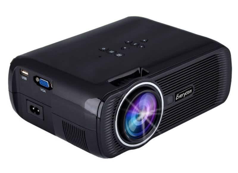 Проектор Everycom X7 фото