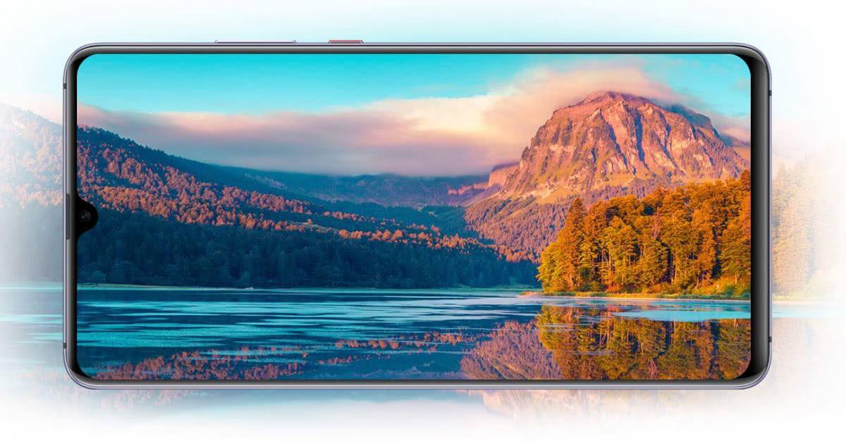 Экран Huawei Mate 20 X