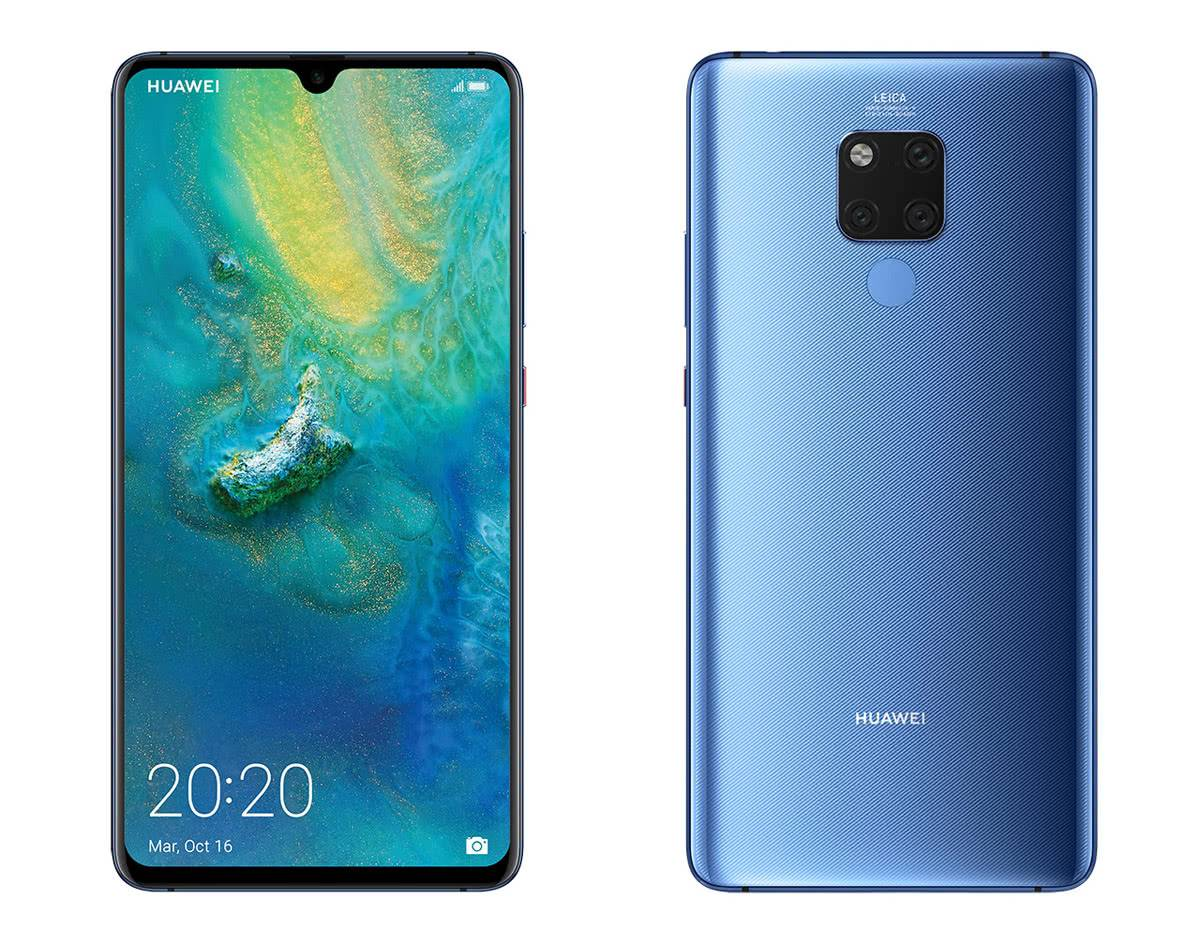 Huawei Mate 20 X фото