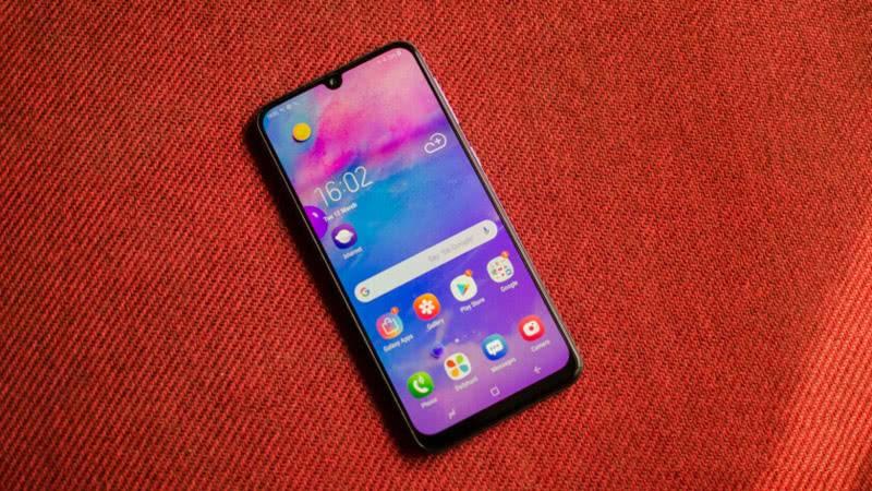 Дисплей Samsung Galaxy M30