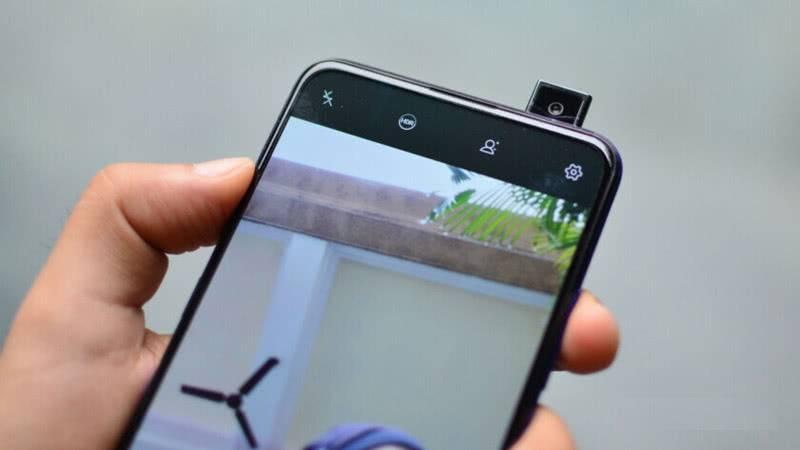 Селфи камера Vivo V15 Pro