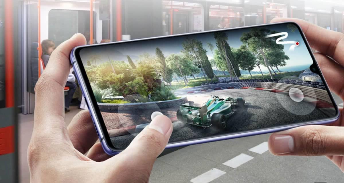 Игры на Huawei Mate 20 X