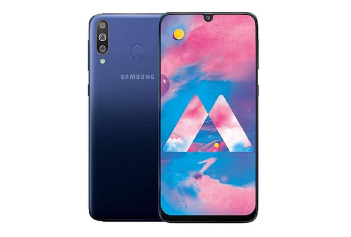 Samsung Galaxy M30 фото