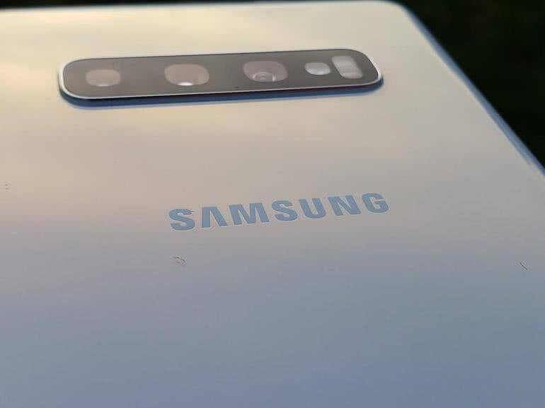 Камеры Samsung Galaxy S10+