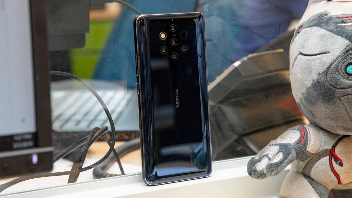 Nokia 9 PureView фото