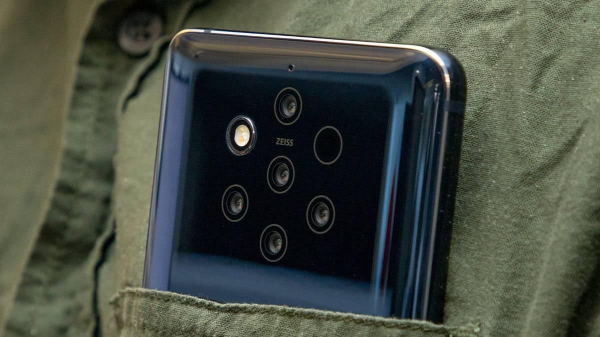Камеры Nokia 9 PureView