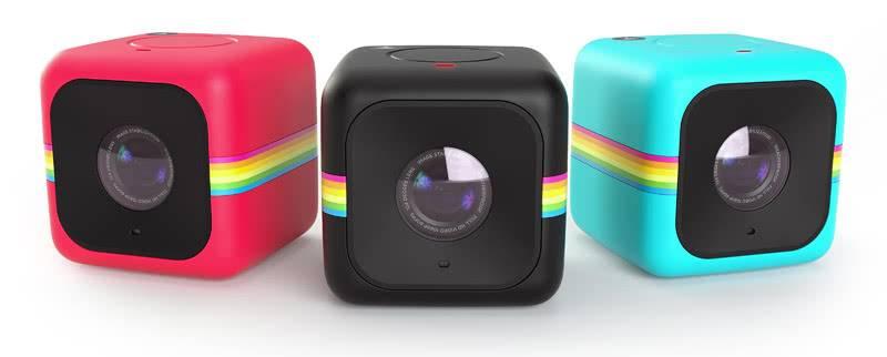 Polaroid Cube фото