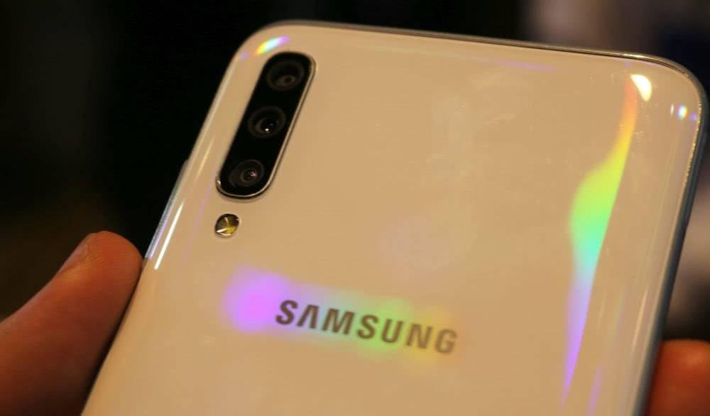 Камеры Samsung Galaxy A70