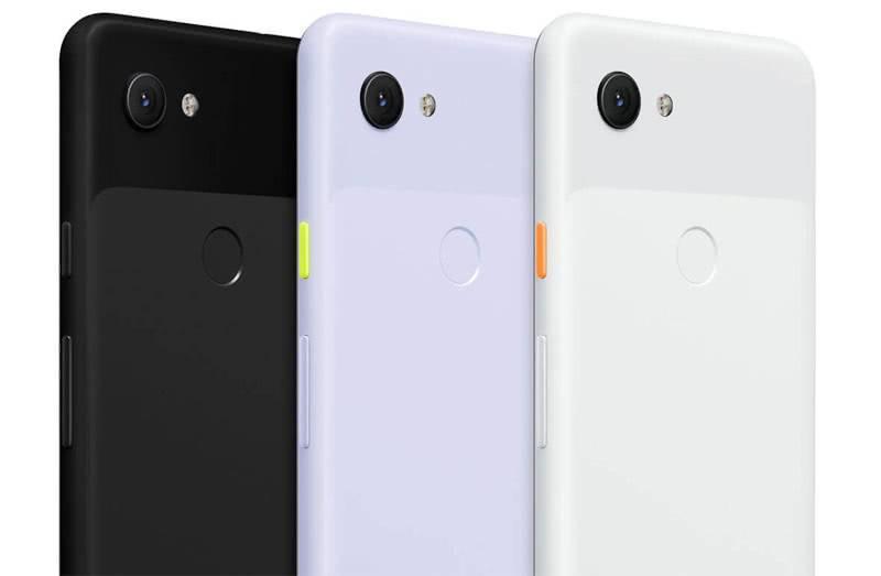 Google Pixel 3A фото