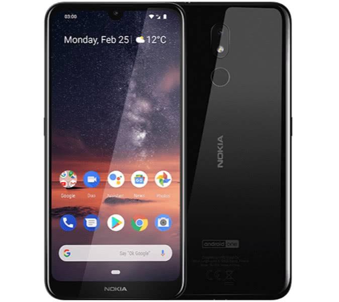 Nokia 3.2 фото
