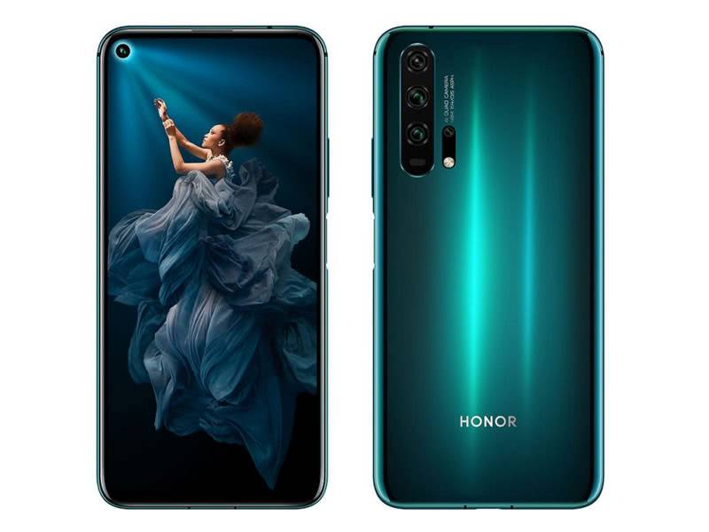 Honor 20 Pro фото