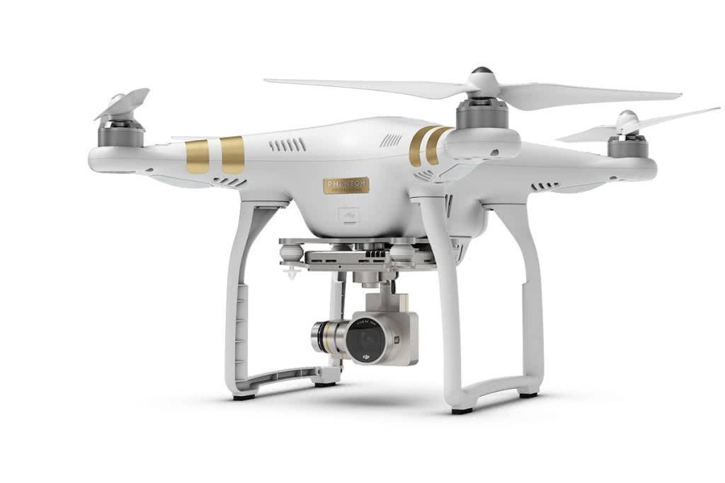 Квадрокоптер DJI Phantom 3 ProfessionalAdvanced