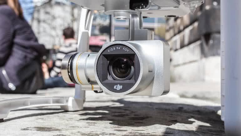Камера DJI Phantom 3