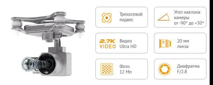 Различия между X5C, X5C-1 и X5С Phantom