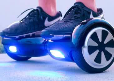 Гироскутер Smart balance wheel – надежное средство передвижения для активных людей