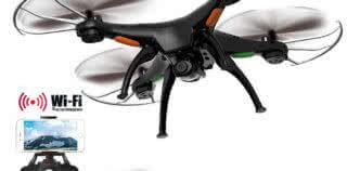 Обзор квадрокоптера Syma x5sw
