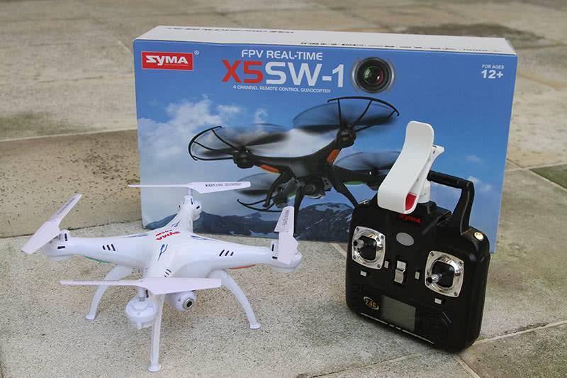 x5sw syma комплектация