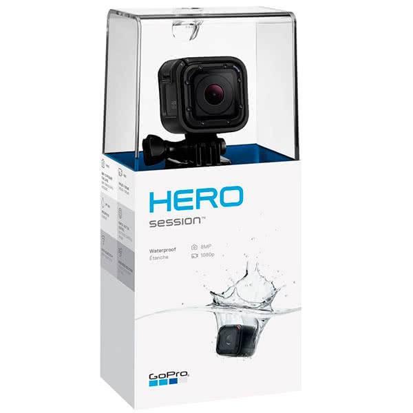 Упаковка GoPro Hero 5 Session